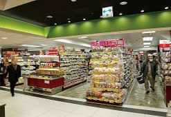 Area Information ( Grocery Shopping )