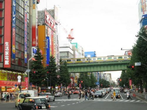 Akihabara Electric Town 1