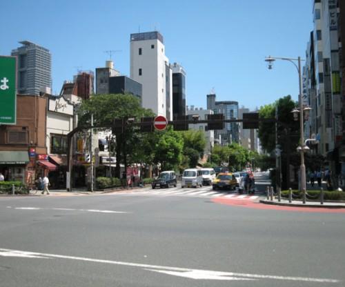 Ningyocho Area 1